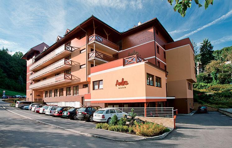 Hotel Ambra Luhačovice