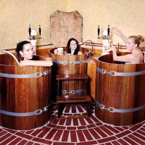 Pivní lázně Horský hotel Brans