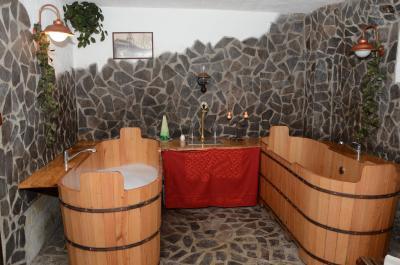 Pivní lázně Penzion u čtyřlístku