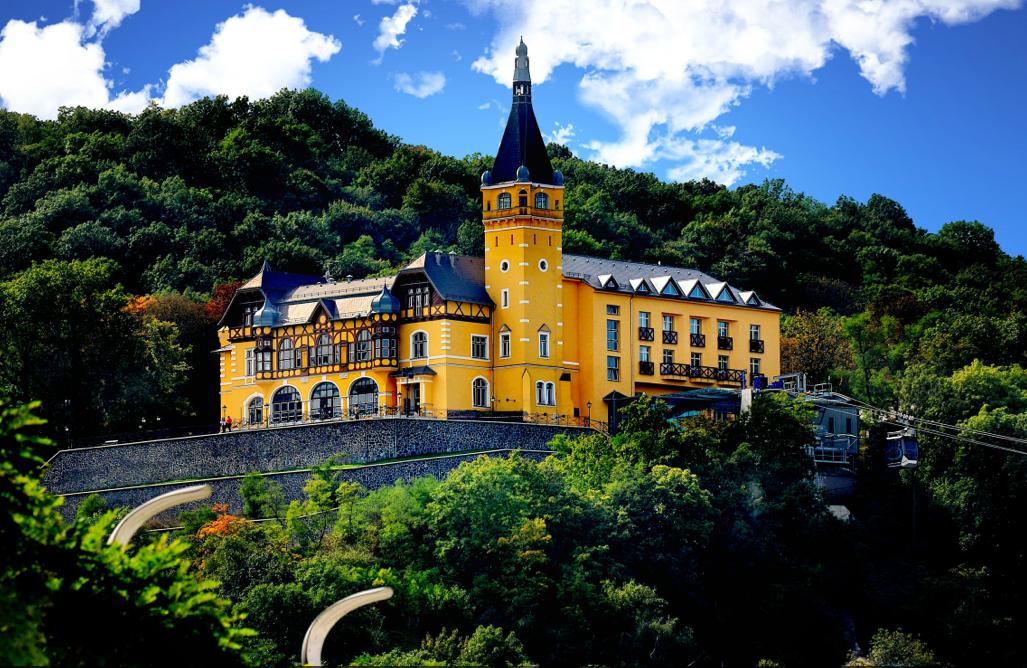 Hotel & Restaurant Větruše, Ústí nad Labem