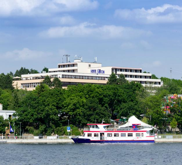Orea Resort Santon – Brno