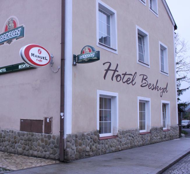 Podhorské pivní lázně – Hotel Beskyd