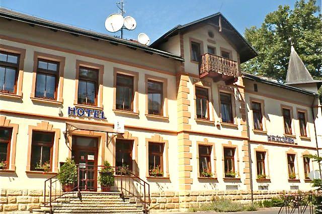 Hotel Králíček Kacanovy Český ráj