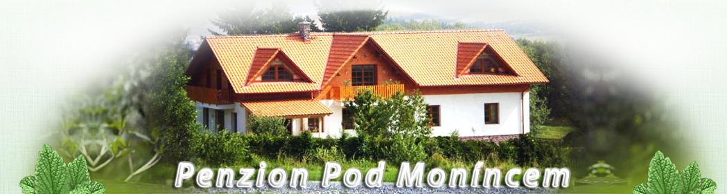 Penzion Pod Moníncem – luxusní ubytování u sjezdovky v blízkosti Prahy