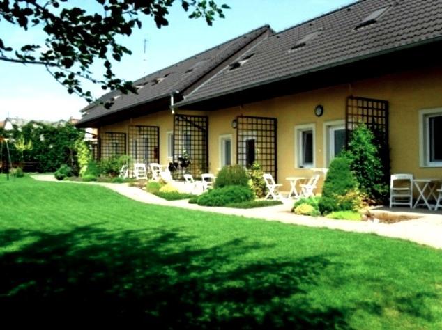 Apartmánový dům Euro ubytování Podhájska