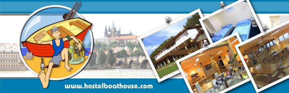 Hostel Boathouse Praha 4