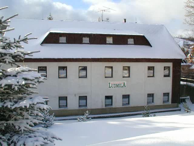 Hotel Ludmila Bedřichov