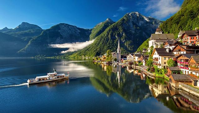 Rakousko: aktivní dovolená a wellness