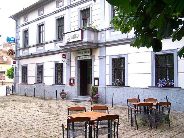Hotel Slánka Praha 5